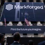 "Markforged announces listing on New York Stock Exchange under ticker symbol ""MKFG"""