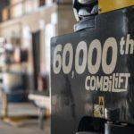 Combilift's 60,000th truck delivered in Australia