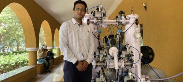 oxygen conversion unit