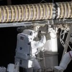 Boeing increases ISS power supply via two advanced solar arrays