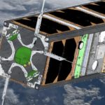 Australian built CUAVA-1 launches on SpaceX Falcon in the US