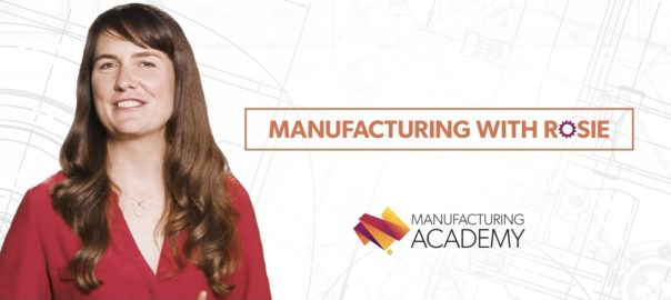 Manufacturing with Rosie