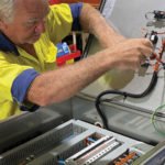 KEEPING DESALINATION equipment tip-top for Northern Water