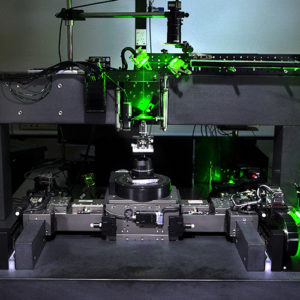high-powered lasers
