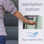 Local WA manufacturer trials smart hand sanitiser units