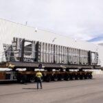 Hunter Class Frigate Program rolls out first steel unit