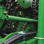 Chain lube keeps ag machines running smooth