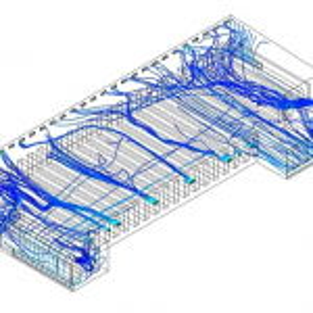 Warehouse ventilation guide