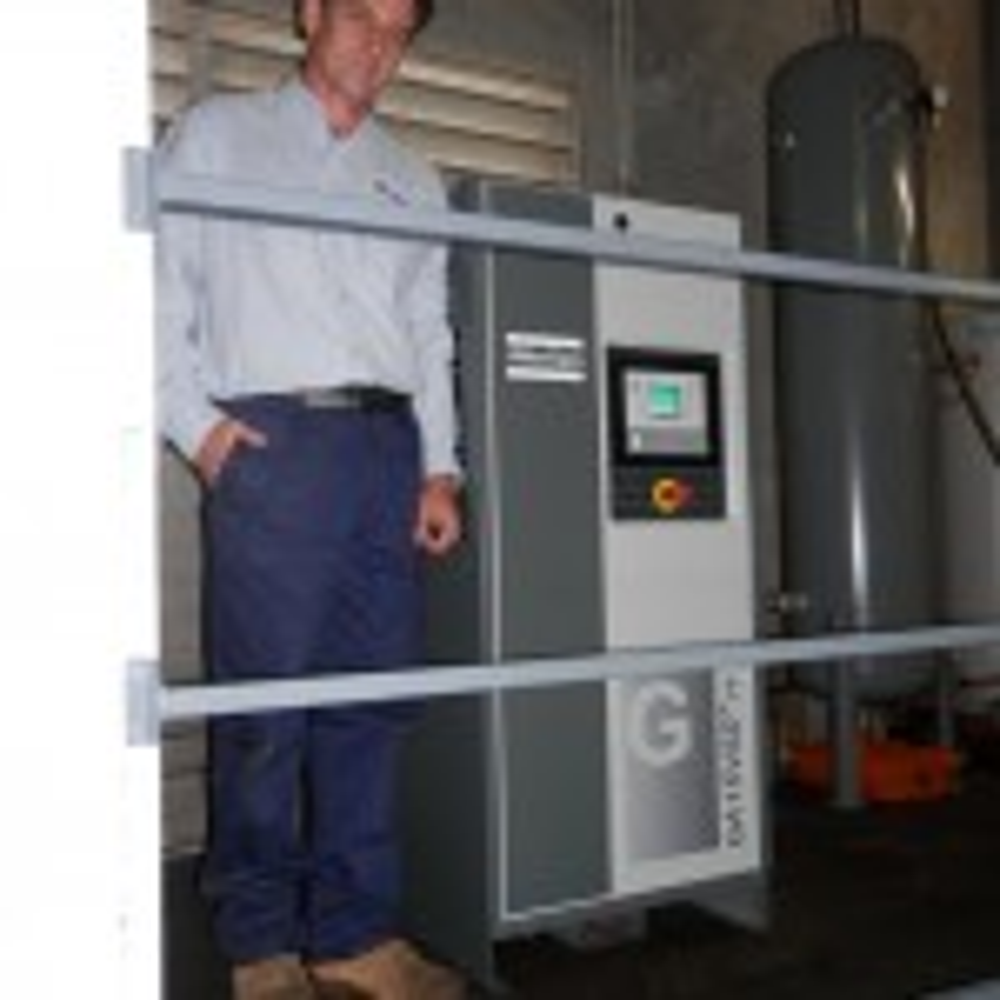 Substantial energy savings make air compressor decision easy