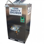 Self-Contained Showers and Eye Wash Units