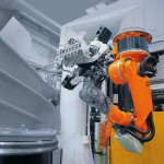 Energy consumed by robots can be cut by 50 percent