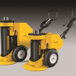 New Enerpac portable lift system safely hoists off road equipment up to 200 tons