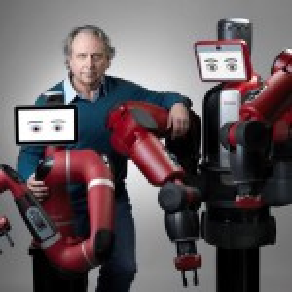 Rodney's factory robot revolution