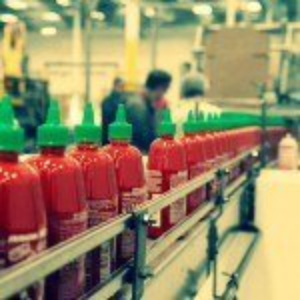 A look inside the Sriracha hot sauce factory [VIDEO]