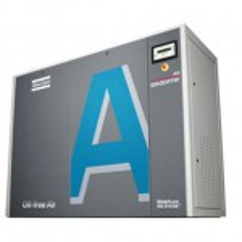 Oil-free, water-injected screw compressor range