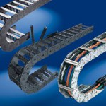 High quality cable carrier options from Kabelschlepp