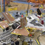 Quickstep signs contract for even more advanced F-35 composites