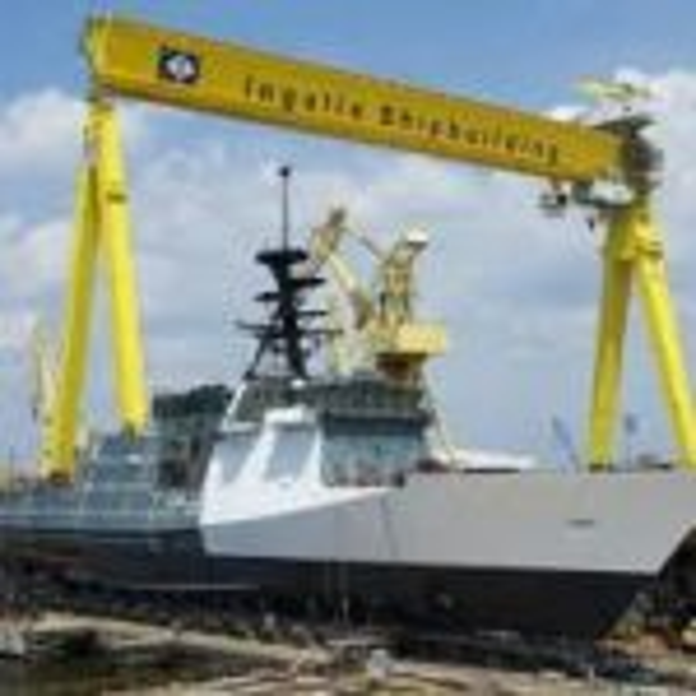 US shipbuilder sets up in Australia