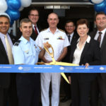 Northrop Grumman opens aircraft repair facility in SA