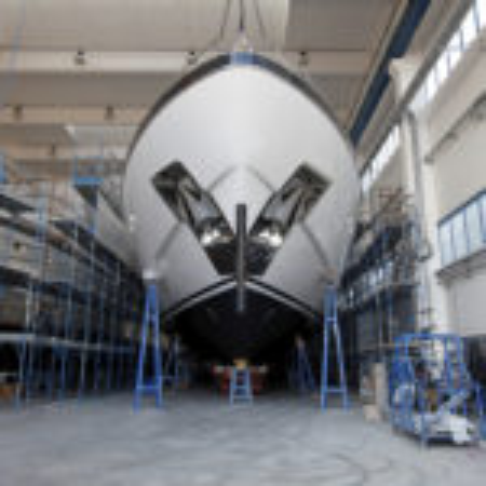 Australian shipbuilder's package to create hundreds of jobs
