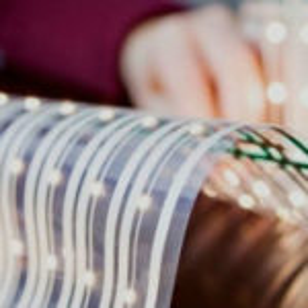 SME enhances Nanocube Memory Ink production