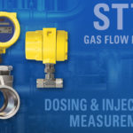 Compact ST75 Gas Flow Meter Accurately Measures   Dosing, Injection & Other Applications
