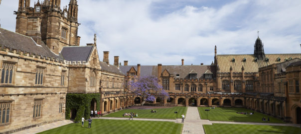 University of Sydney and Airbus announce partnership