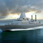 Lockheed Martin, Saab to provide combat systems for Hunter class