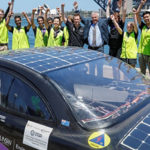 UNSW solar car sets a record for lowest energy consumption